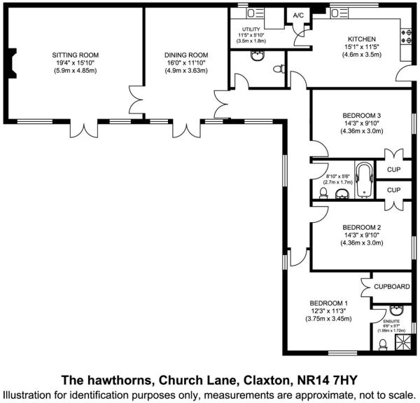 Single story barn plans joy studio design gallery best for Barn conversion floor plans