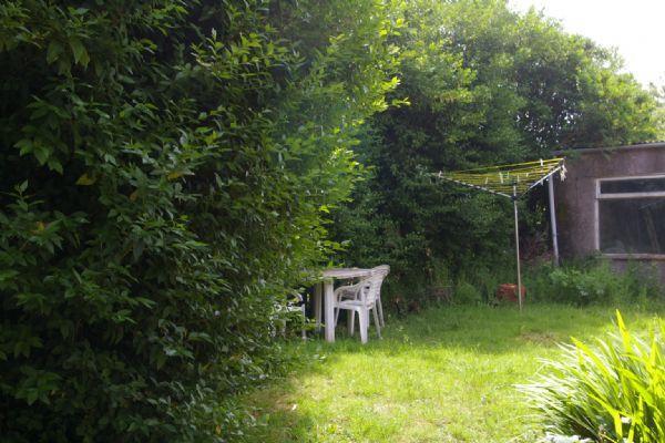 Rear Garden and...