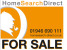 Homesearch Direct, Whitehaven logo