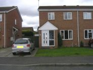 semi detached property in Highfields Way...