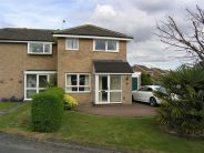 semi detached home in Elkstone Road...