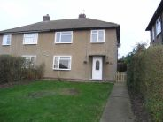 3 bed semi detached property in Lilac Close...