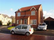 2 bedroom semi detached home in Thornhill Close...
