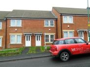Terraced home in The Ridings, Stanley