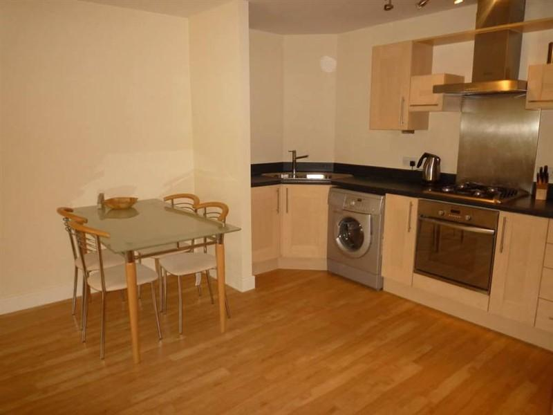 OPEN LIVING/DINING/KITCHEN