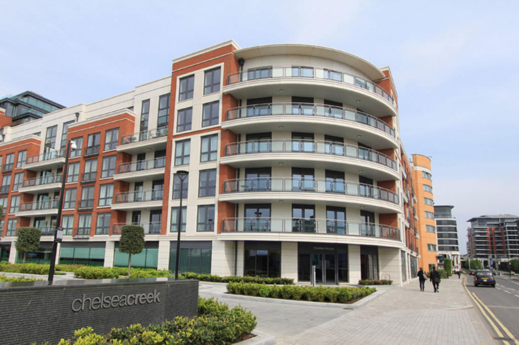 3 bedroom apartment for sale in the tower chelsea creek sw6 for Chelsea apartments for sale