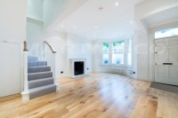 Terraced home to rent in Lots Road, Chelsea