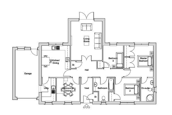 Fairbairn Floorplan