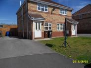 2 bed semi detached house to rent in Whistlecroft Court...