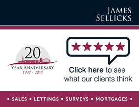 Get brand editions for James Sellicks Estate Agents, Market Harborough