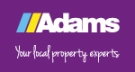 Adams , Widnes branch logo