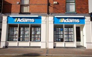 Adams , Widnesbranch details