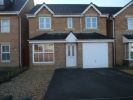 4 bedroom Detached house in Llys Ael y Bryn. Parc...