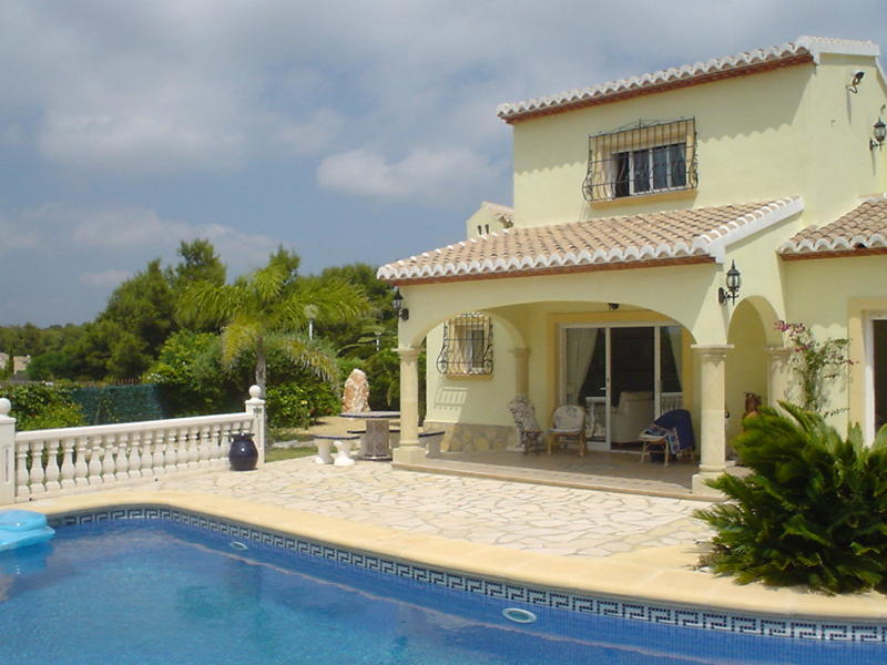 3 bed Villa for sale in Valencia, Alicante, Javea