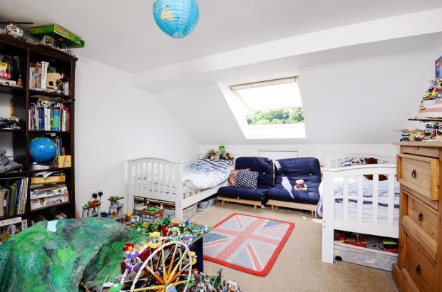 Roof Bedroom