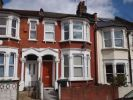 Terraced home in Effingham Road, Hornsey...