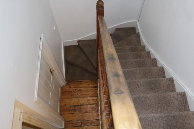 Top Floor Stairs