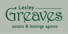 Lesley Greaves Estate Agents, Burton Joyce branch logo