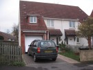 3 bed semi detached property in Balsam Park, Wincanton...