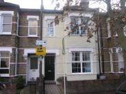 property in Ridley Road, Wimbledon...
