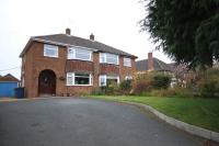 3 bed semi detached house in Cowley Lane, Gnosall...