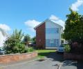 3 bedroom Detached property in Basildene Close, Gilwern...