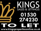 Kings Group Ltd, Measham - Lettings logo