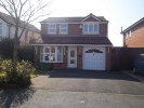 Detached house to rent in Halewood