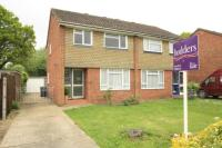 3 bed semi detached home in Canford Drive...