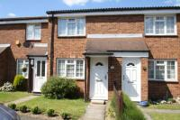 Terraced property for sale in Hazelbank Road, Chertsey...