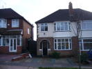 semi detached property to rent in Glyn Road, Harborne...