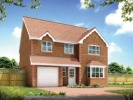 4 bedroom Detached house in Plot 32 Parc Morfa...