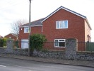 Detached home for sale in Dyserth Road, Rhyl...