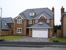 Detached house in Maes Castell, Rhuddlan...