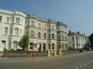 Studio flat in Rowlands Road, Worthing...