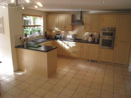 Family Fitted Dining Kitchen