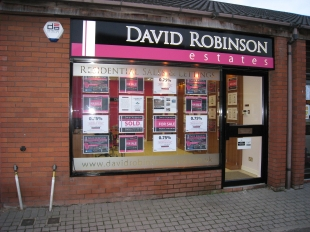 David Robinson Estate Agents, Broughton Astleybranch details