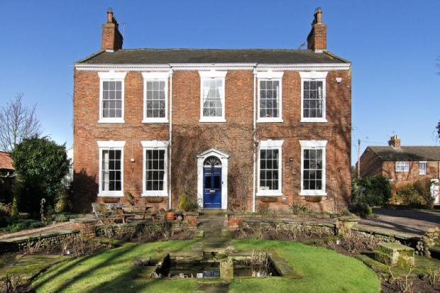 4 Bedroom Detached House For Sale In Eastgate Louth