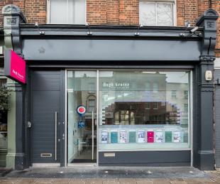 Hugh Grover Associates, Londonbranch details
