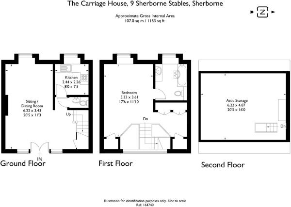 The Carriage House 1