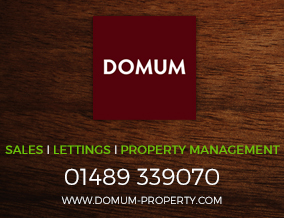 Get brand editions for Domum, Bishops Waltham