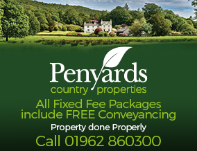 Get brand editions for Penyards Country Properties, Lyndhurst
