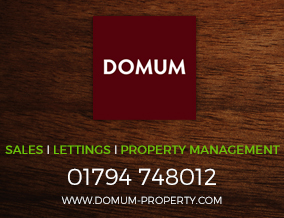 Get brand editions for Domum, Romsey