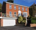 Detached property for sale in The Crescent, Romsey