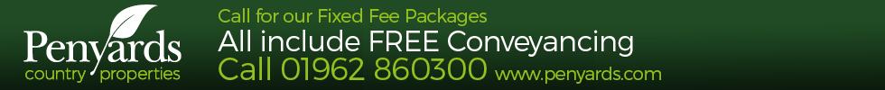 Get brand editions for Penyards Country Properties, Stockbridge