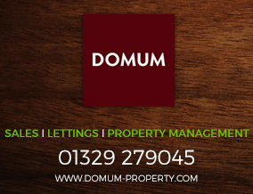 Get brand editions for Domum, Titchfield
