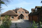 5 bed Detached house in Hook Park Road, Warsash...
