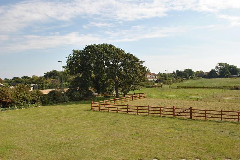 Gardens Rear View