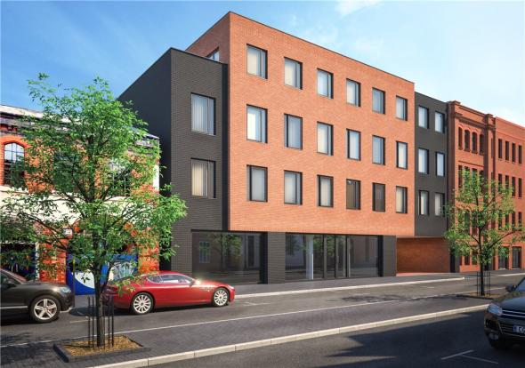 New Flats In City