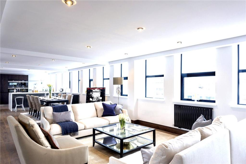 Penthouse In City